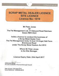 scrap-metal-licence