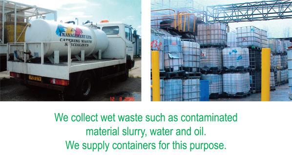 Wet Waste